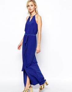 exemple de robe longue pour un cocktail