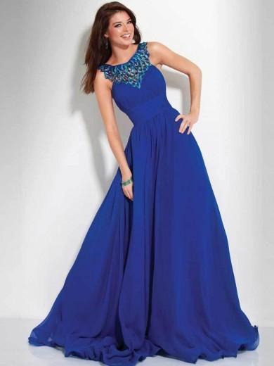 d0c162a7c93 robe cocktail mariage bleu fonce avec effet bustier et deux textures ...