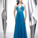 robe de soiree longue cocktail bleu boutique