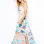 robe longue ete femme fluide et claire
