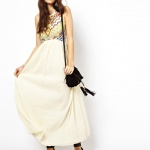 robe longue ete hippie originale ado