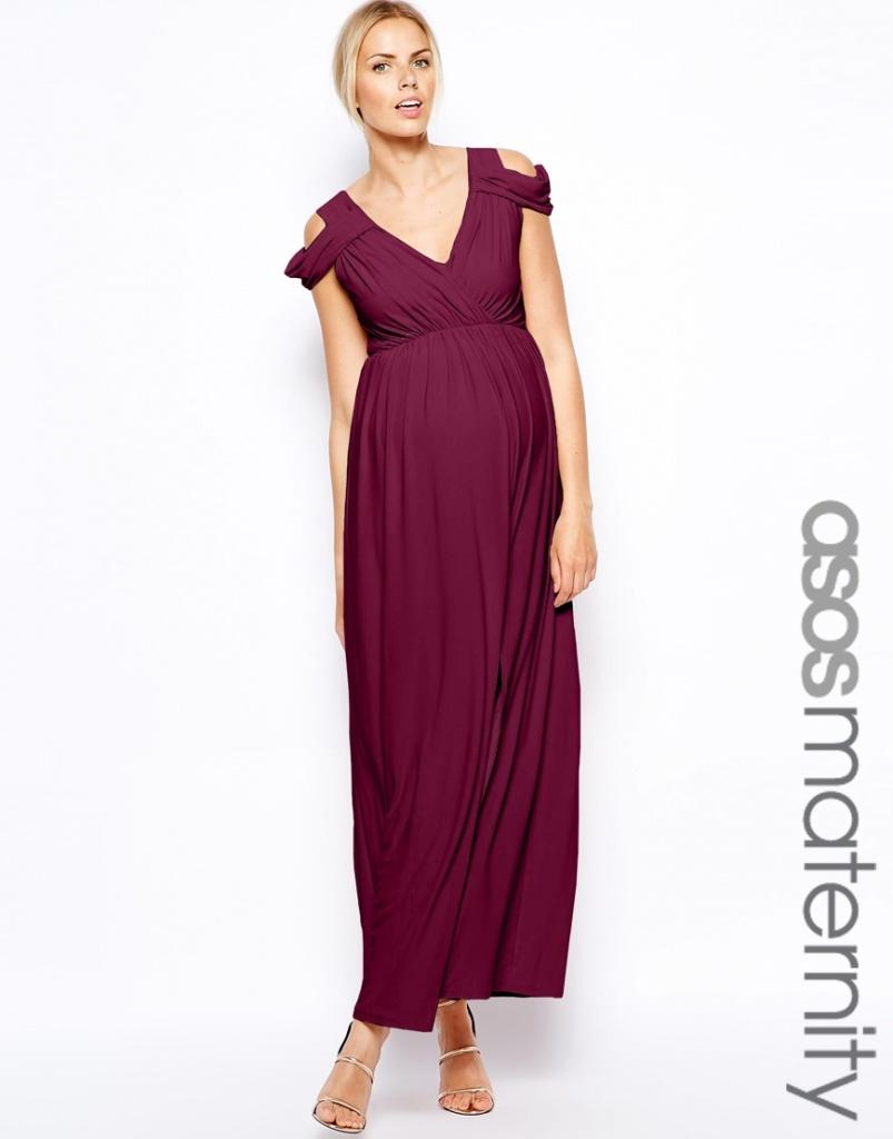 robe longue mariage femme enceinte parme la robe longue. Black Bedroom Furniture Sets. Home Design Ideas