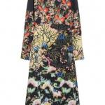 robe hm hiver style kimono originale