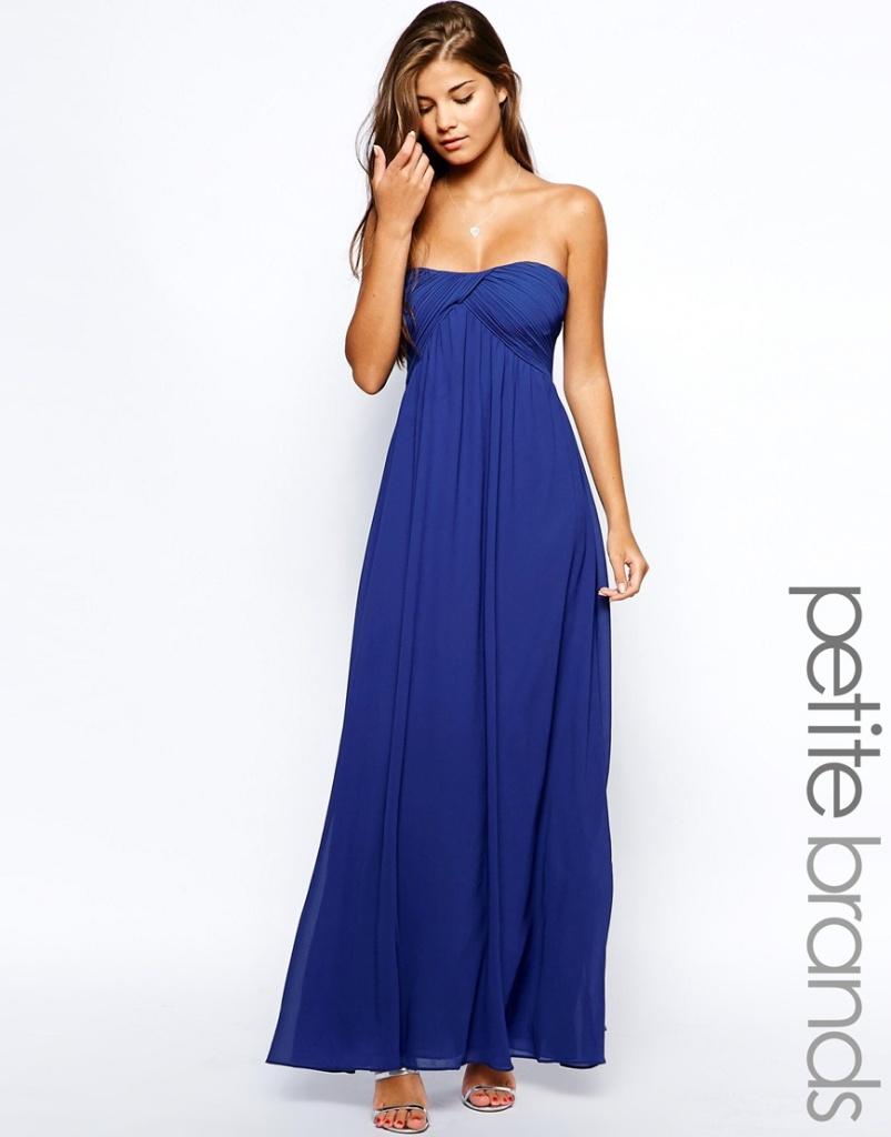 design de qualité sortie de gros bon marché jolie robe fluide bustier longue pour bal de promo - la robe longue