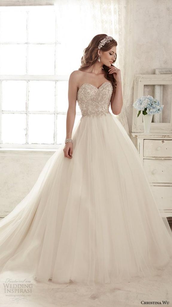 grande vente au rabais ventes spéciales réflexions sur robe de mariee longue bustier ecru mousseline et fluide - la robe ...