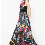 Robe desigual jazmin collection ete 2016 oversize tres confortable