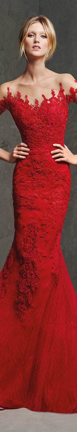 Robe de soiree bustier longue rouge