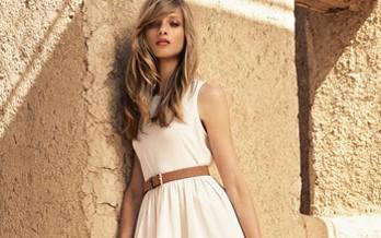 Robe longue blanche bustier crochet magnifique la robe longue