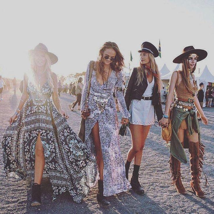 2 robes longue hippie chic tendance a fleur claire