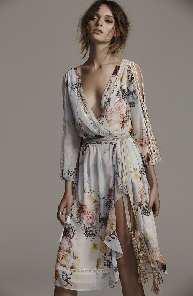 41545dae8cad Top 100 robe mi longue   les plus belles robes des marques