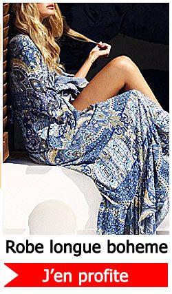 boutique robe bohème